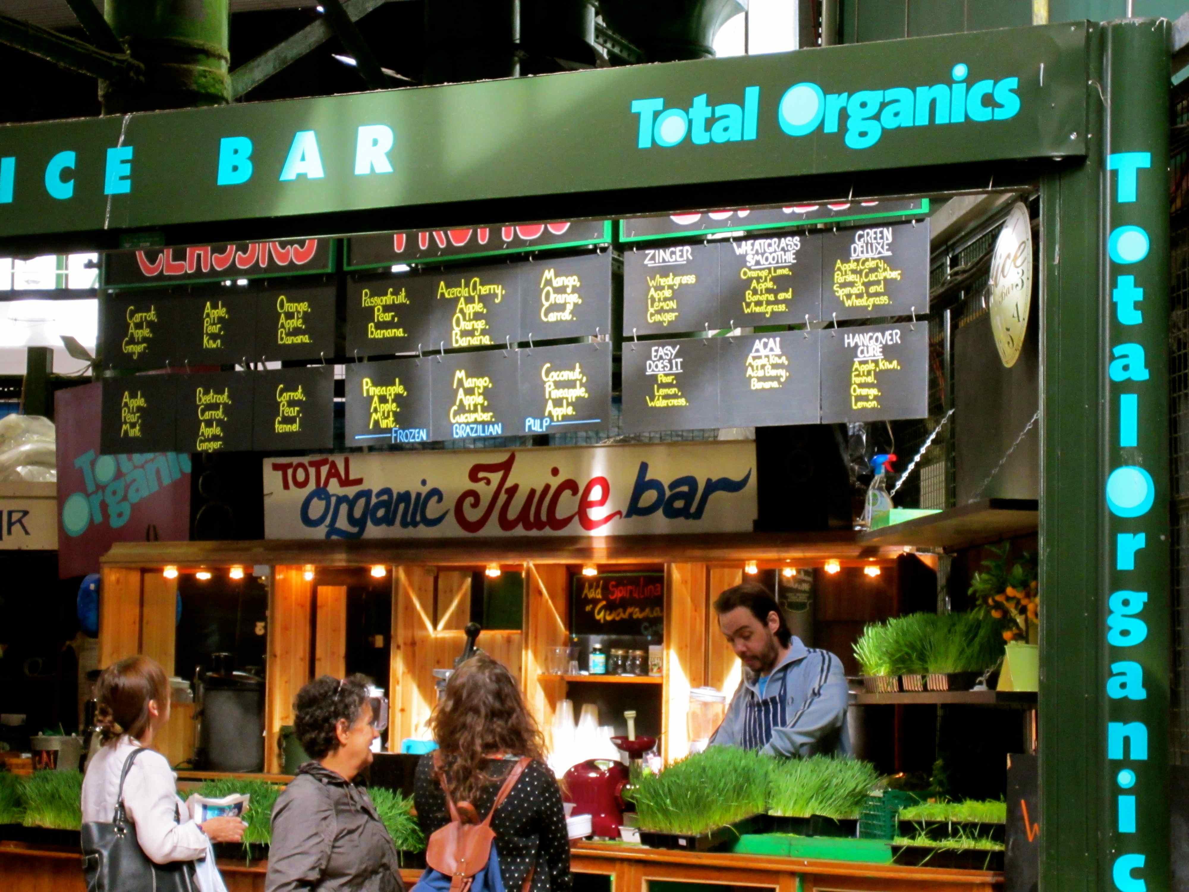 Healthy Food Fair London
