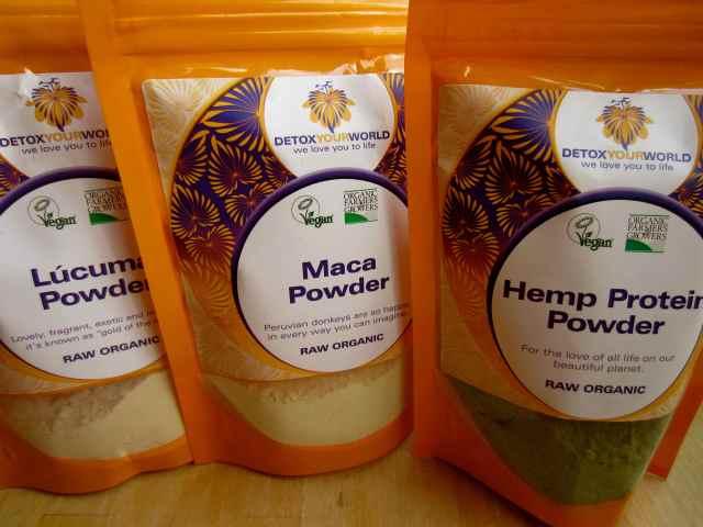 3 powders