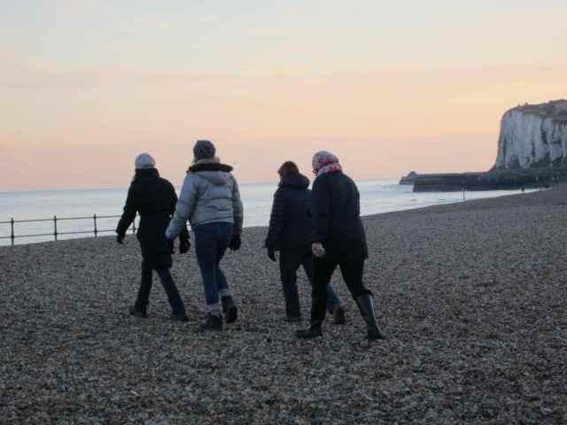 4 on the beach