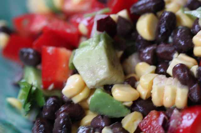 Black Bean SW salad 2