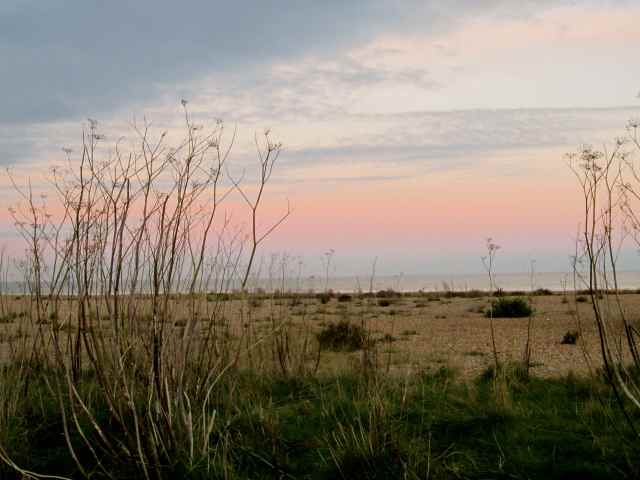 Deal beach near Zetland Arms