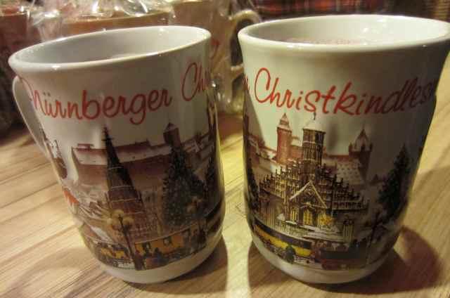 Gluwhein mugs