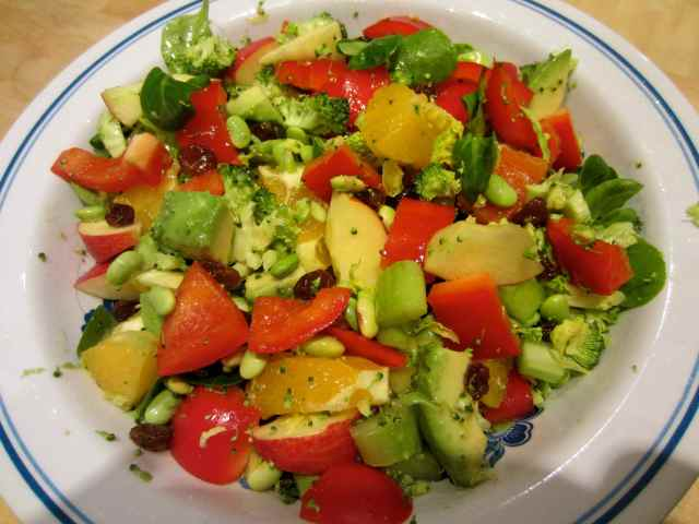 Healing Salad 1