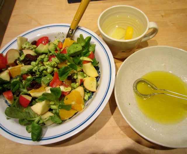 Healing supper 1