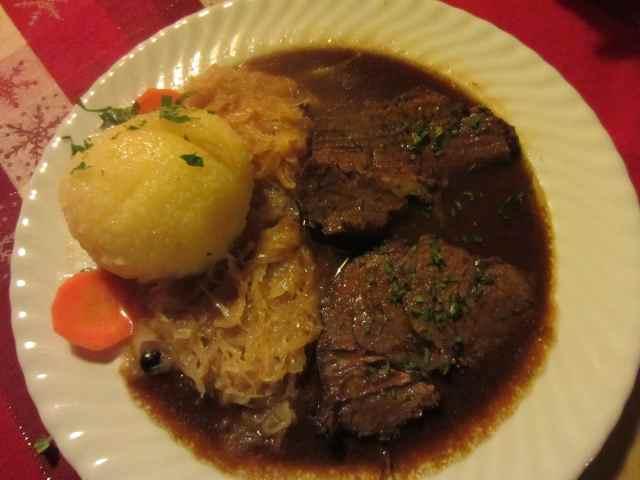 Lara's dinner 17-12-12
