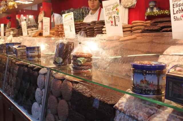 Lebkuchen Stall