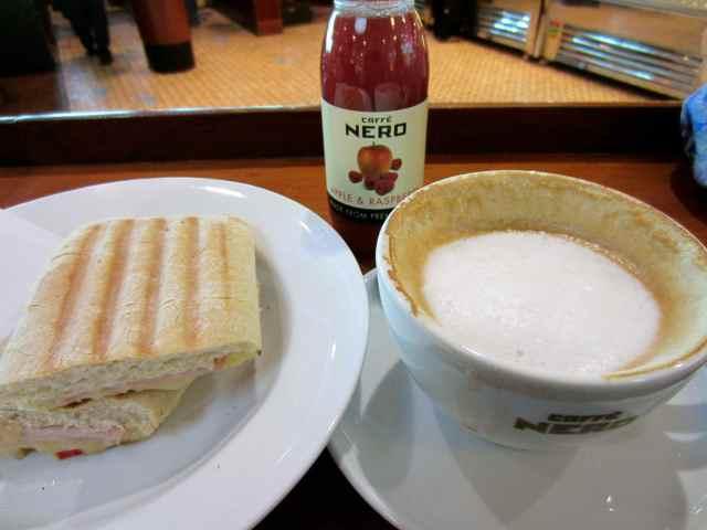 Nero panini