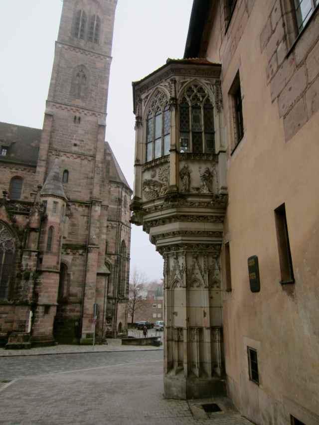 Nuremberg buildings
