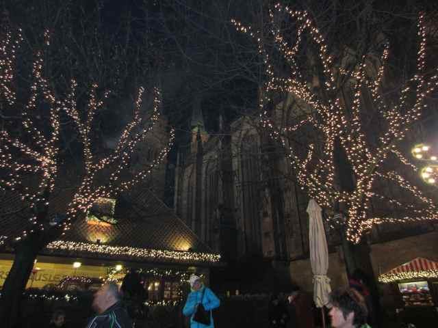 Nuremberg by night