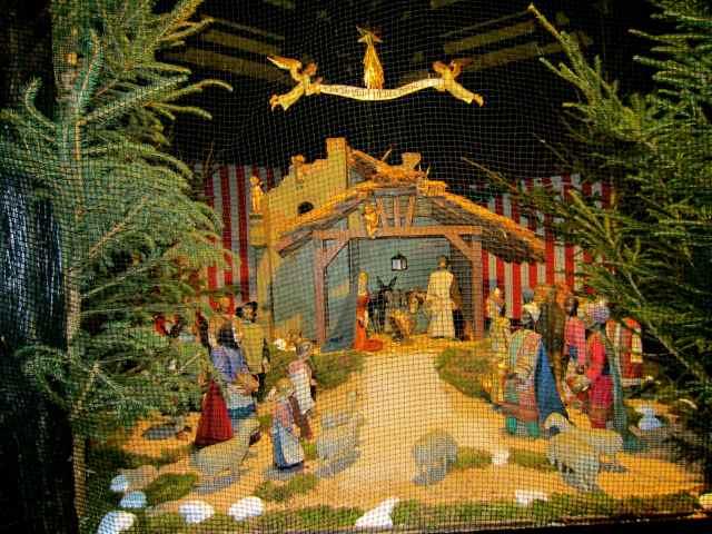 Nuremberg nativity