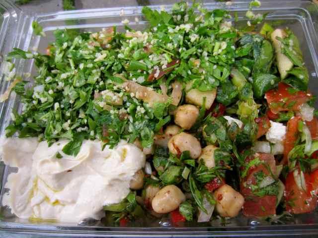TAS salad