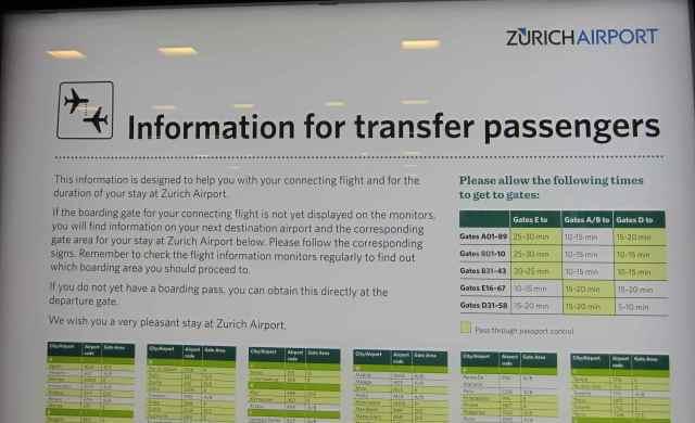 Transfer information