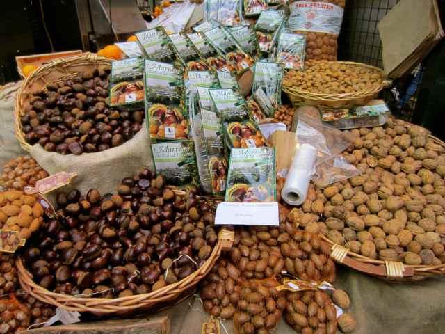 Turnip nuts