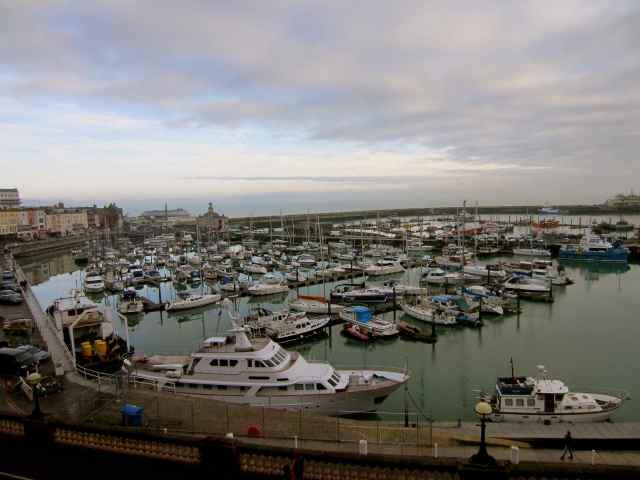 Blue sky, Ramsgate