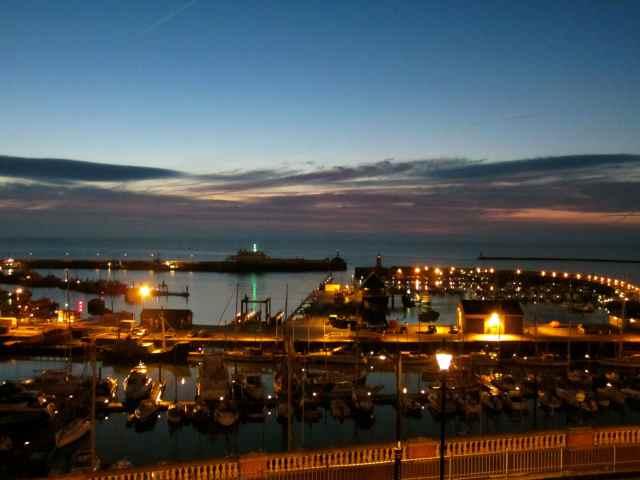 Dawn over Ramsgate