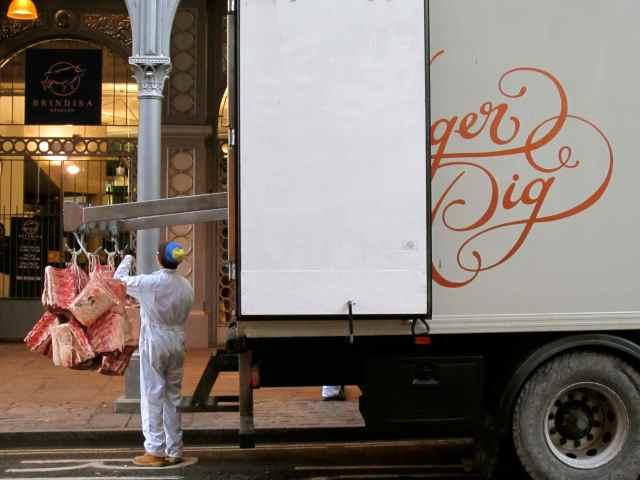 Ginger Pig delivery