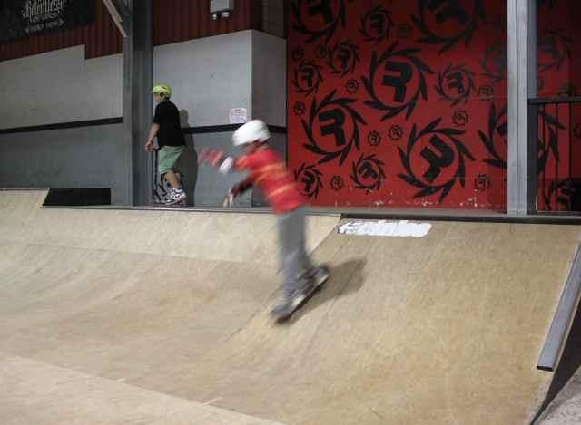 H Skateboarding