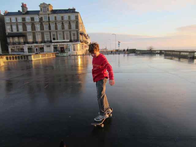 Harvey skatebarding 4