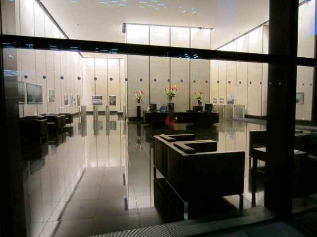 large reception areas
