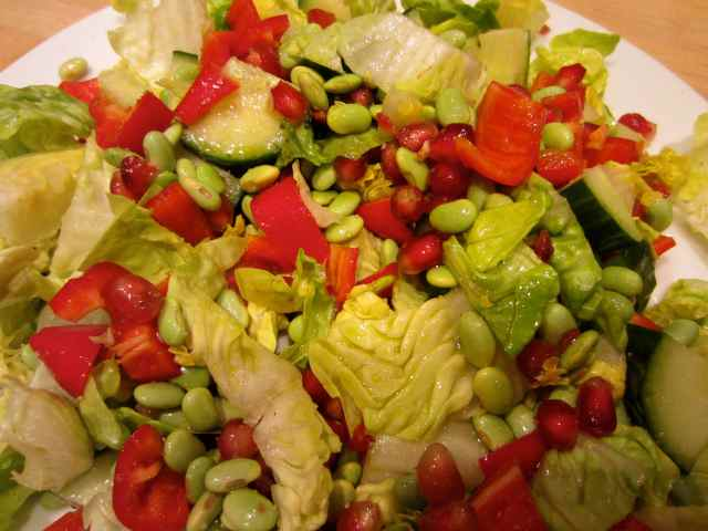 Little gem salad 1