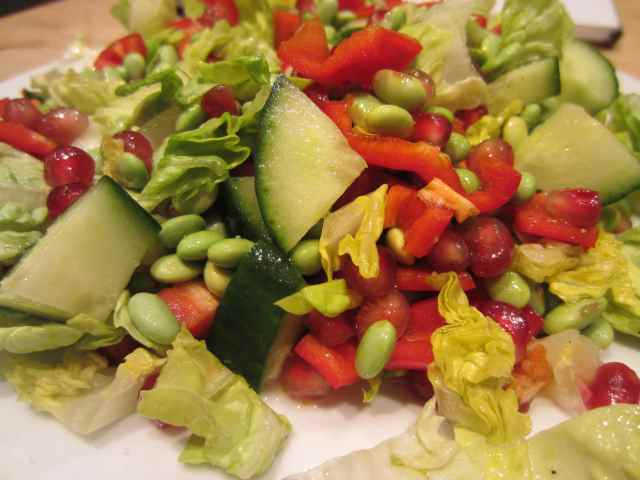 Little gem salad