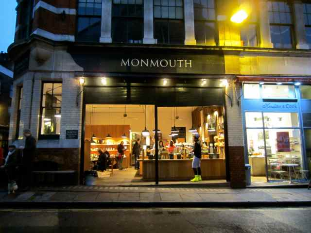 Monmouth and K&C
