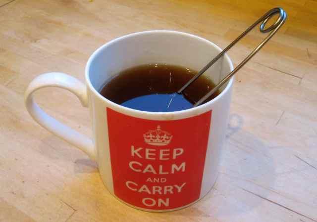tea brewing gadget