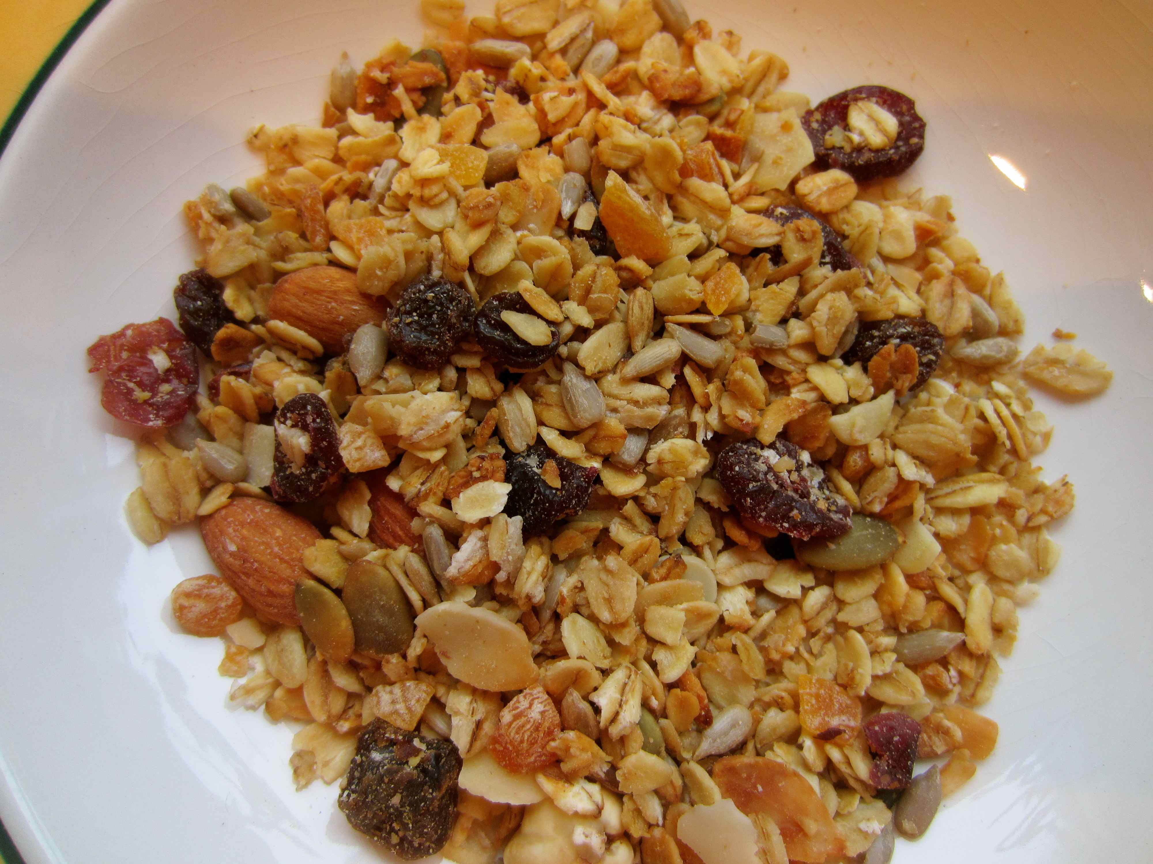 Muesli Food For Health