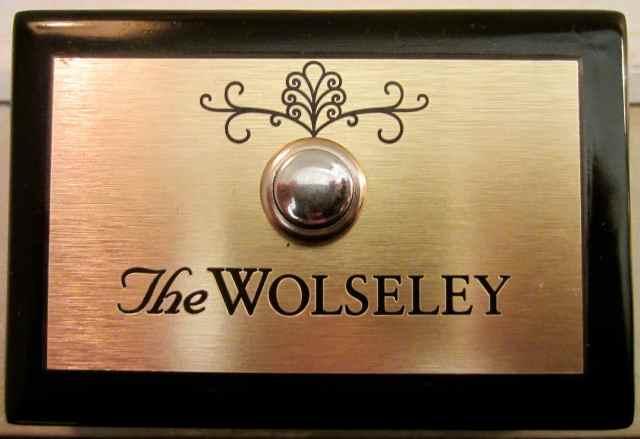 Wolseley bell