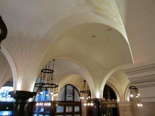Wolseley ceiling