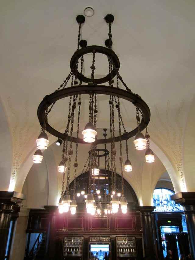 Wolseley chandelier