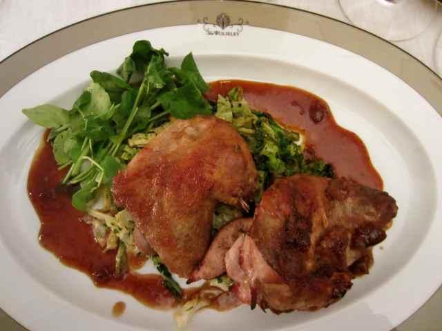 Wolseley pheasant