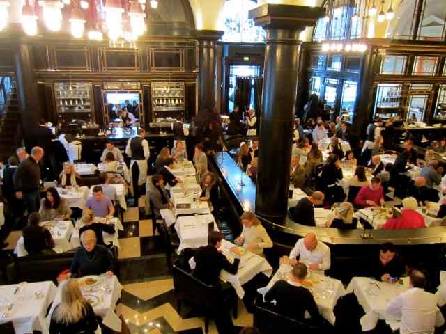 Wolseley restaurant
