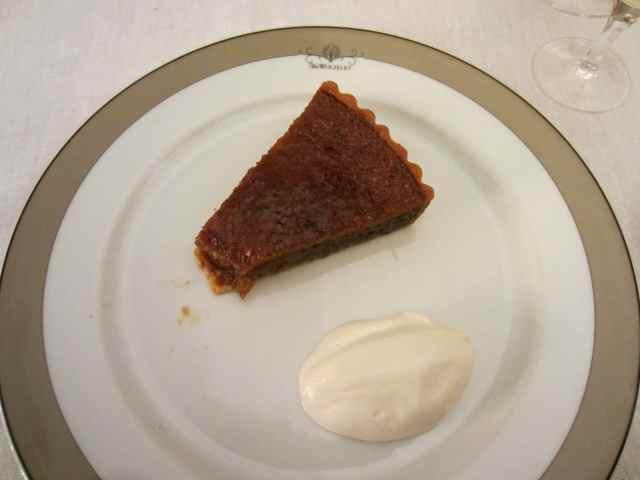 Wolseley treacle tart