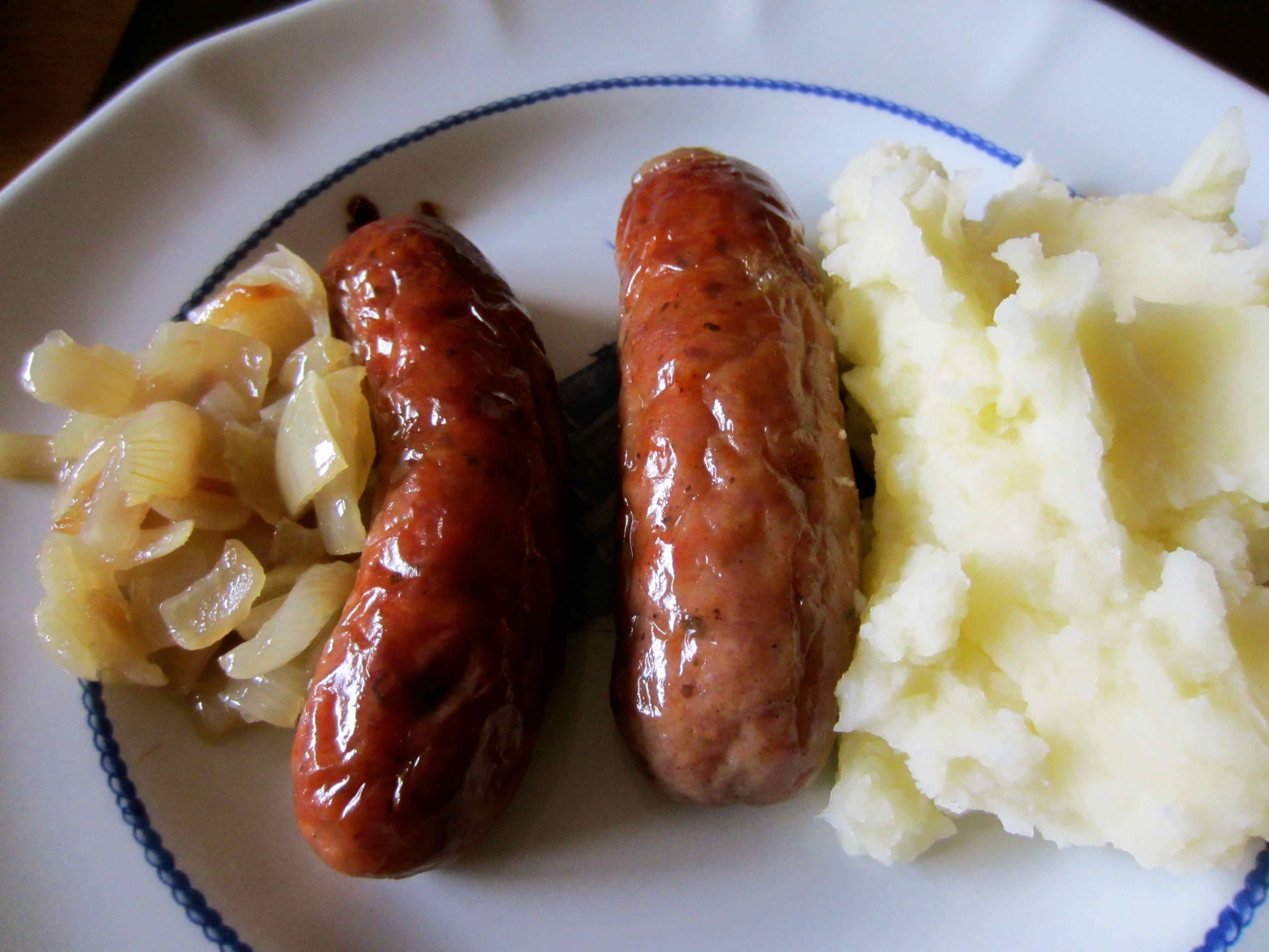 Healthy Bangers And Mash Recipes — Dishmaps