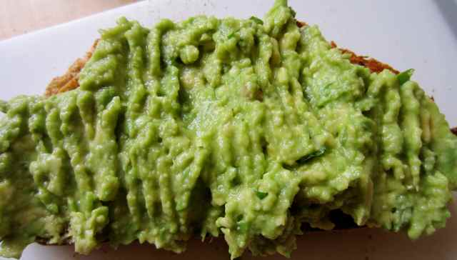 plus guacamole
