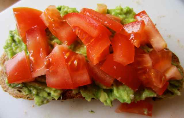 PLus tomatoes