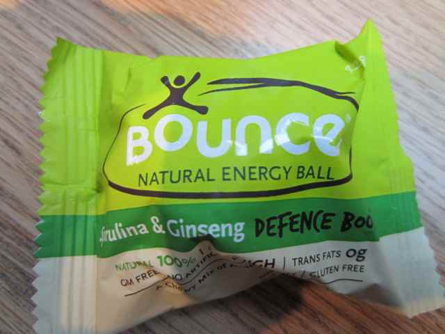 Spirulina Bounce