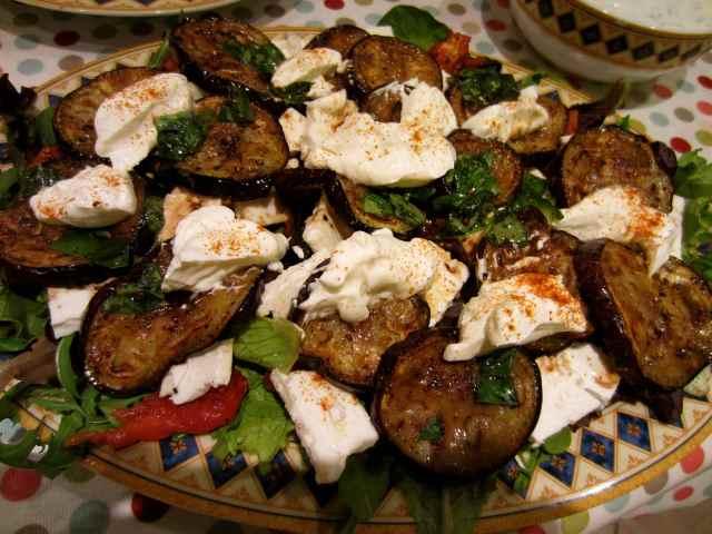 aubergine dish 2