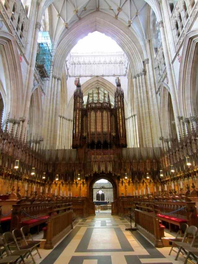 Choir stalls 1
