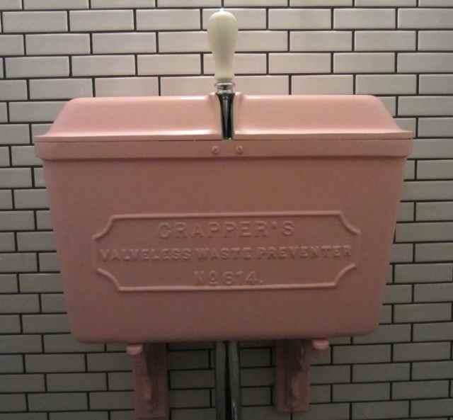 pink Crapper's