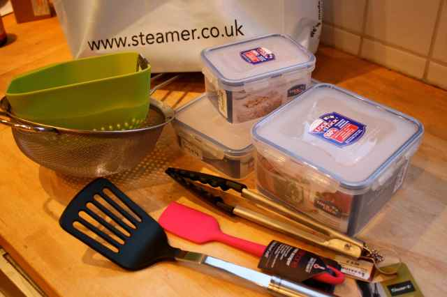 Steamer Trading goodies