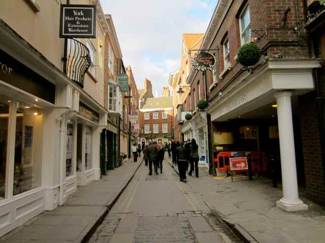 Street in The Shambles