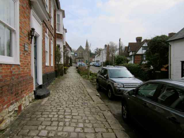 Sutton Valence village