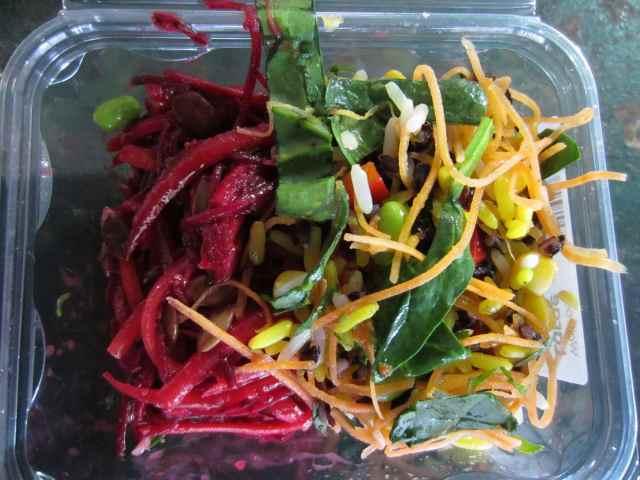 Waitrose salad