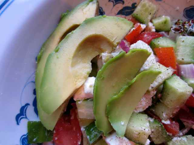 1:4 avocado
