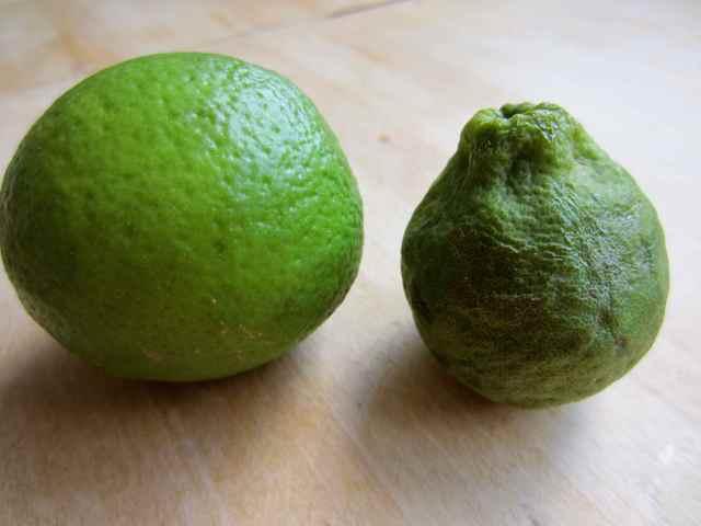 2 limes