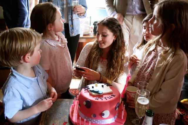 Emily birthday cake