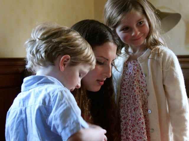 Emily, Ella and Arthur