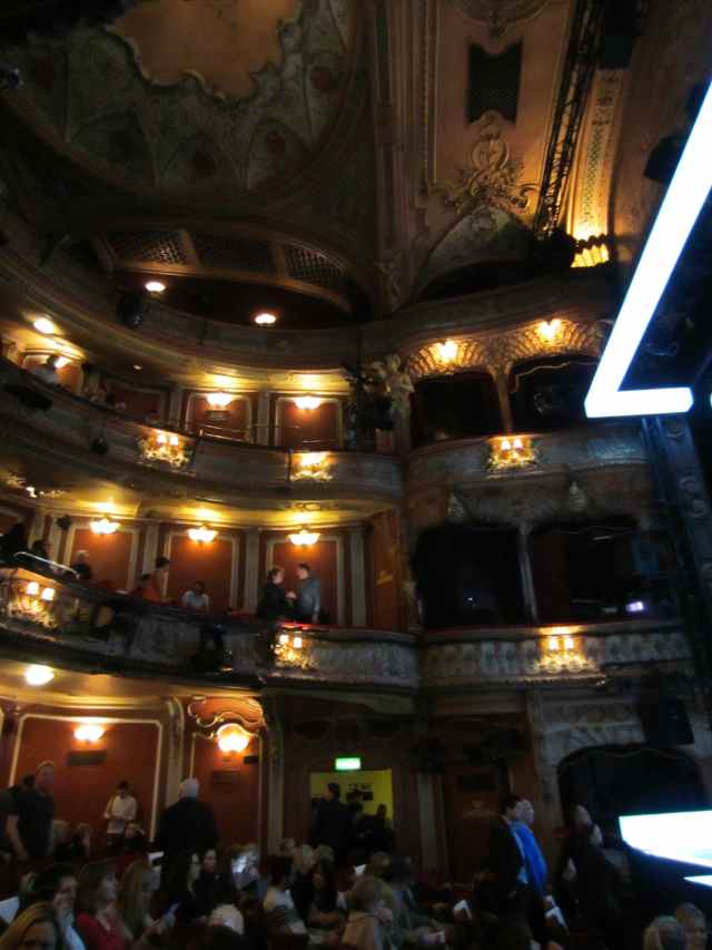 Inside the Apollo Theatre